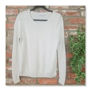 Everlane Sweater | Top Gray Pullover Long Sleeve